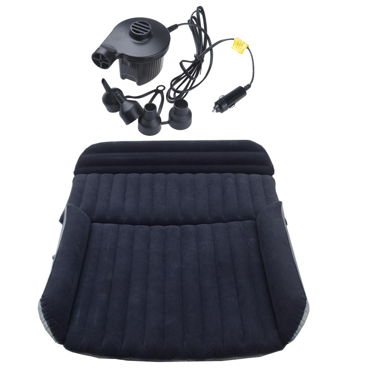 auto suv luftmatratze mit pumpe reisebett luftbett. Black Bedroom Furniture Sets. Home Design Ideas