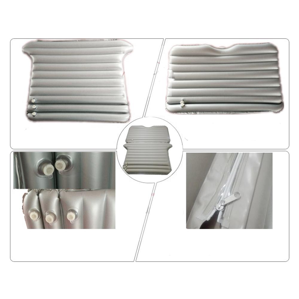 auto suv luftmatratze sitzkissen f r camping weiches bett pvc matratze mit pumpe ebay. Black Bedroom Furniture Sets. Home Design Ideas
