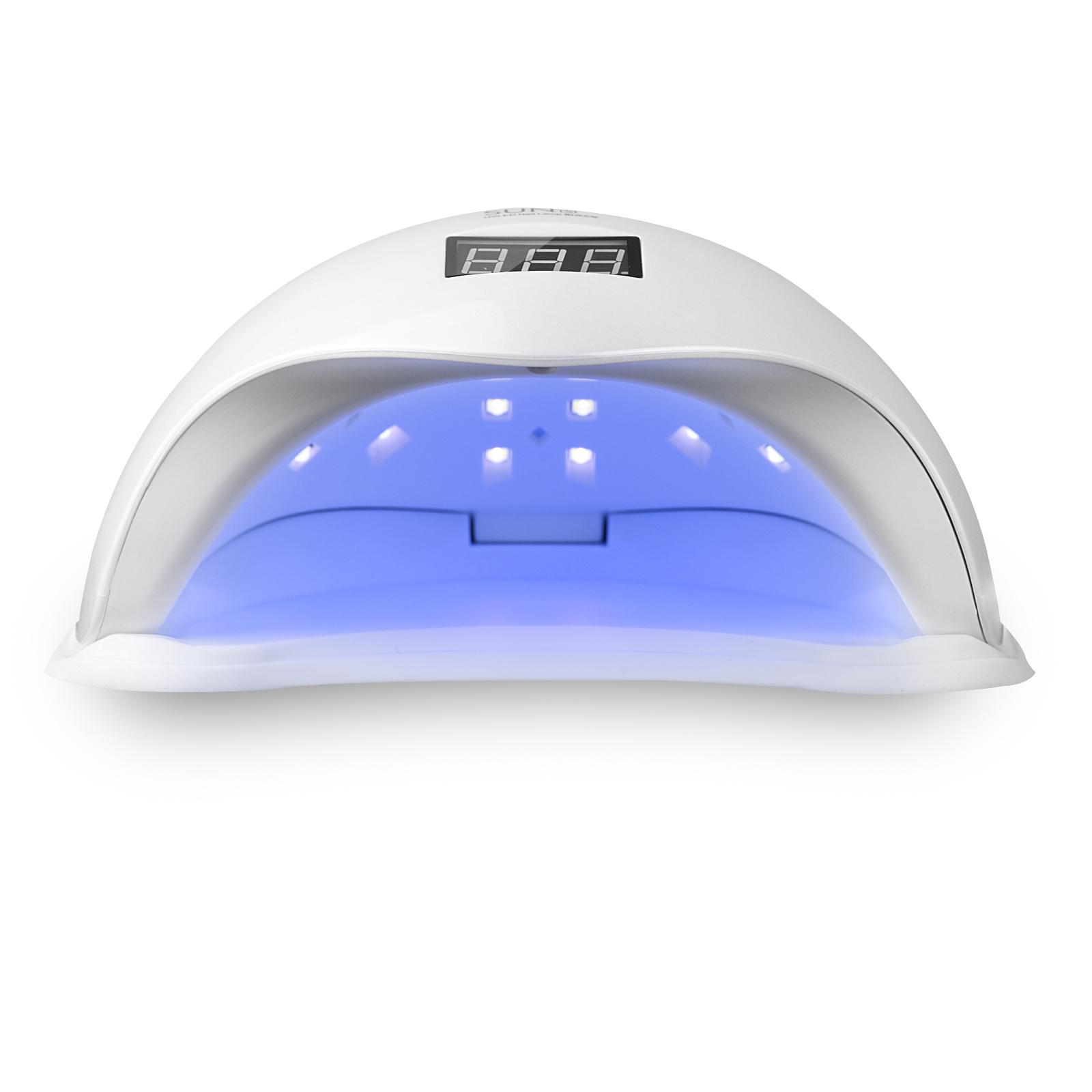 48w sun5 uv lampe led lichth rtungsger t nagel trockner. Black Bedroom Furniture Sets. Home Design Ideas